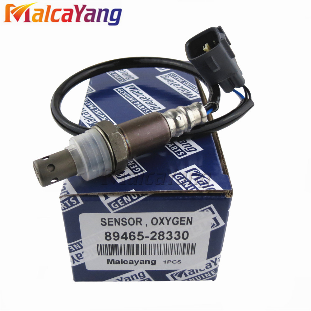 Auto Replacement Parts 89465-28330 Oxygen Sensor O2 Sensor For 99-05 Toyota Estima Acr30/mcr30 Part No# 8946528330 Relieving Heat And Thirst. Exhaust Gas Oxygen Sensor