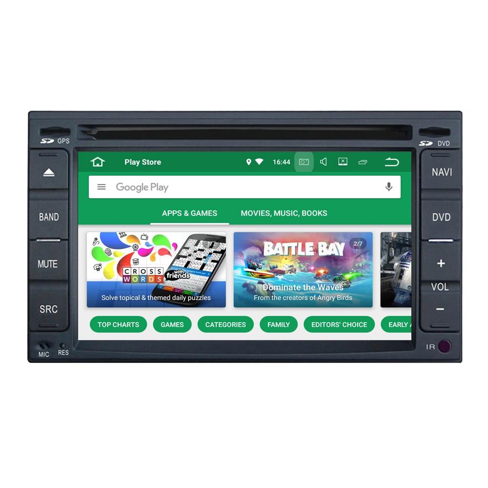 Android 8.0 2 Din pour Nissan Pathfinder écran tactile voiture DVD GPS Navigation Sat Navi médias Radio stéréo médias multimédia système multimédia