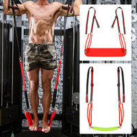 Elastic Resistance Band Pull up Bar Slings Straps Sport Fitness door horizontal bar Hanging Belt Chin Up Bar Arm Muscle Training