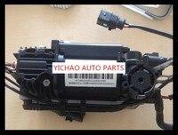 Front Air Pump Air Suspension Compressor For Audi Q7 Luftfederung Air Suspension Compressor 4L0698007B 4L0698007A