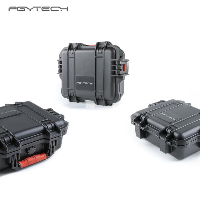 PGYTECH Mavic Air mini Safety carrying case for DJI Mavic Air Waterproof Hard EVA foam Carrying Bag Mavic Air Drone Accessories