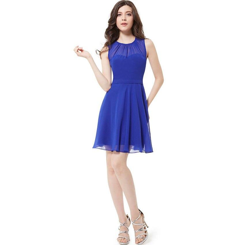 Popular Sapphire Bridesmaid Dresses-Buy Cheap Sapphire Bridesmaid ...