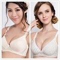 Sutiã de amamentação sutiã de enfermagem da maternidade roupas íntimas de algodão mulheres grávidas cueca maternidade bra copo C