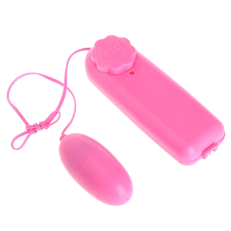 Plastic Vibration Jump Eggs Vibrating Bullet Vibrator Adult Product Sex Toys