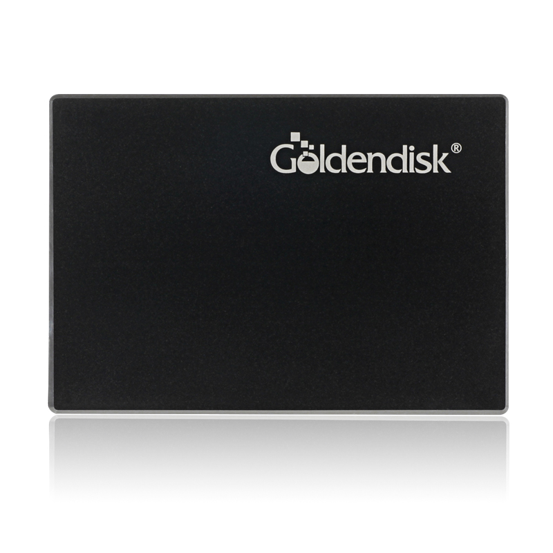 Goldendisk 256GB SATA II SSD 2.5 inch Ultra 3Gb/s Free shipping NAND MLC Flash super service for industiral computers,ad