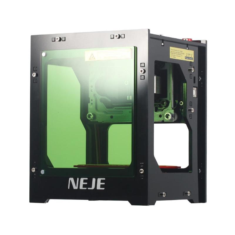 3D Printer Cutter NEJE DK-8-KZ /DK-BL 1000mW/1500mW USB Laser Automatic Engraving Cutting Machine DIY Engraver