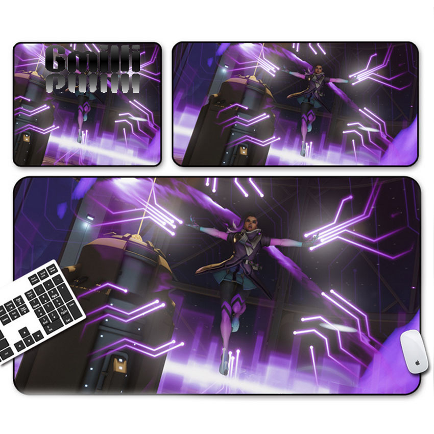 Gmilli Speed Gamer Professional E-Sports Gaming Mouse Pad Keyboard Mic PC Mats Ultra Large XL 700X300MM Dropshipping OVM25