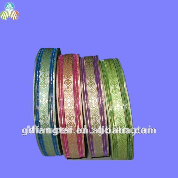 2.5cm Colorful sling ribbon and bows