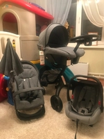dsland doux bebe stroller 3 in 1