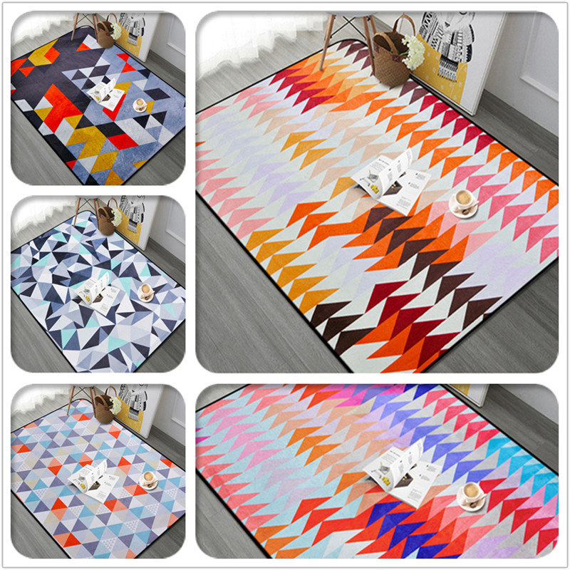 Geometric Abstract Art Rugs And Carpets For Home Living Room Rugs Bedroom Coffee Table Anti-Slip Floor Mat Cloakroom CarpetGeometric Abstract Art Rugs And Carpets For Home Living Room Rugs Bedroom Coffee Table Anti-Slip Floor Mat Cloakroom Carpet