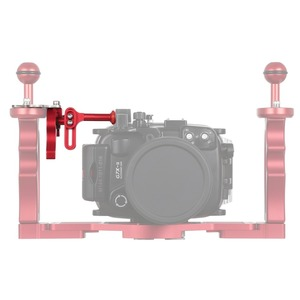 Image 5 - PULUZ シャッタートリガー延長レバー拡張水中トレイダイビングカメラ用防水ハウジングケース
