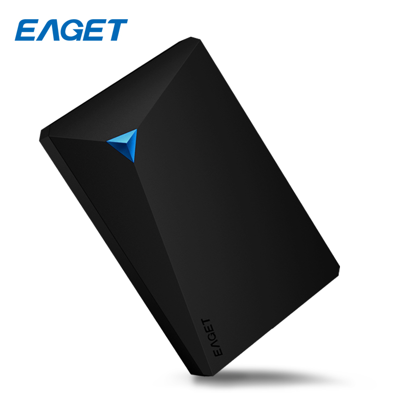 EAGET External Hard Drive 1TB USB 3.0 HDD 2.5 2TB Shockproof External Hard Disk 3TB Desktop Laptop High Speed Hard Disk 500GB