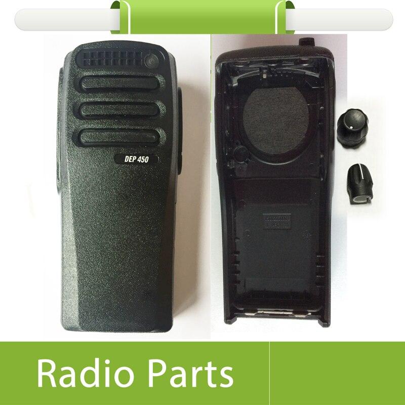 bilder für 30 sets X Top Gehäuse Gehäuse Für Motorola DEP450 Radio