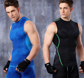 Slimming body shapers  clothing t shirt pants quick drying  Tights Posture Corrector Compression Shirt Corset  Male mens