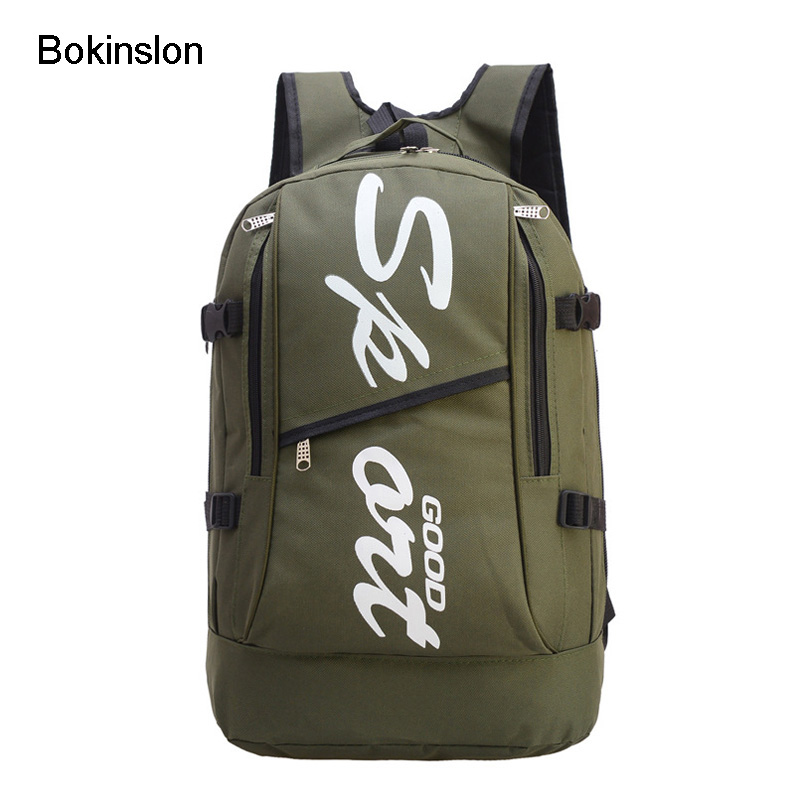 Bokinslon Backpacks Man Bags Nylon Casual Fashion Bags For Woman Popular Classic Male Backpack Unisex aw 2015 xkb05 man bags