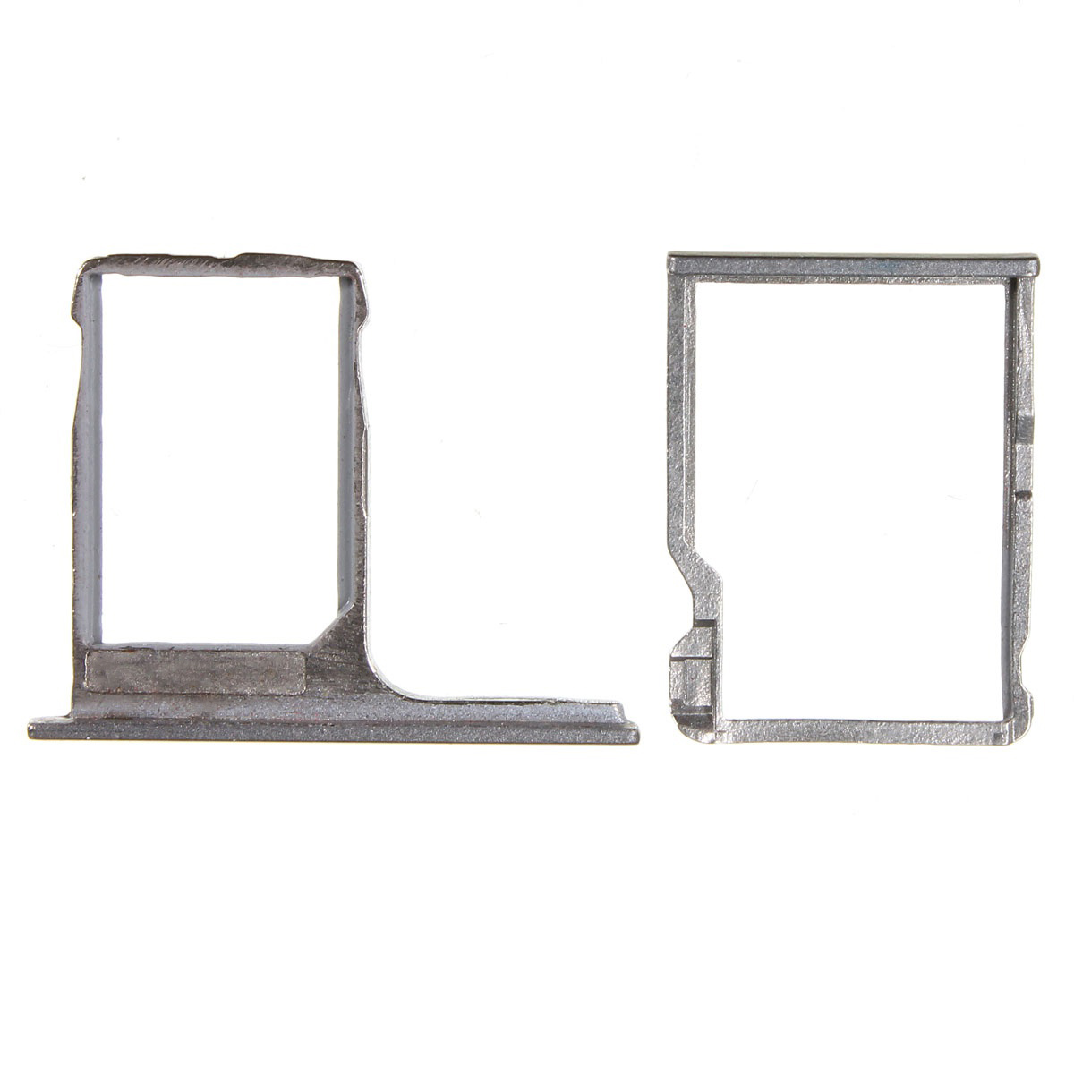 BEST SHOPPER SIM Card Socket Tray Slot Holder Adapter Replacement Part Compatible with HTC One M8 Gray