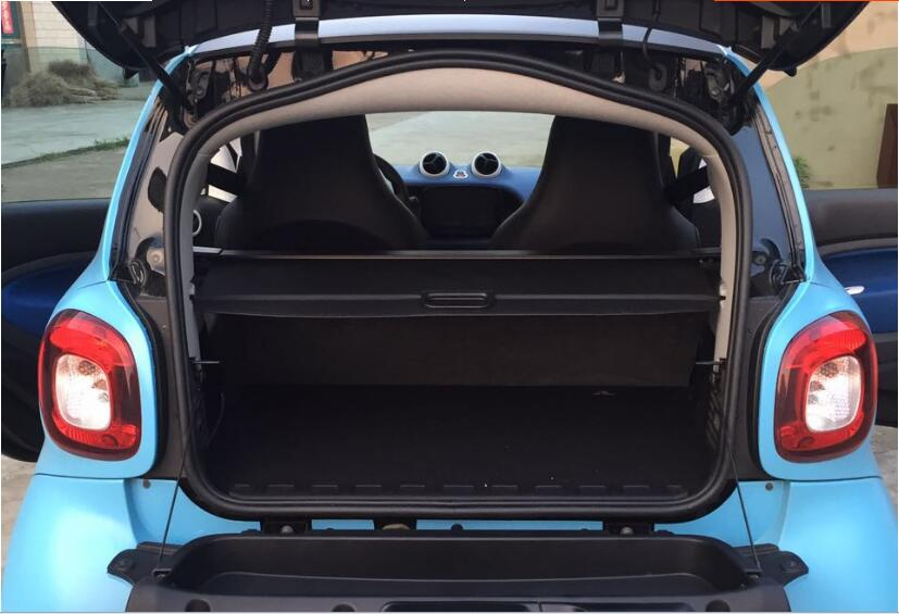 Jioyng Car Rear Trunk Security Shield