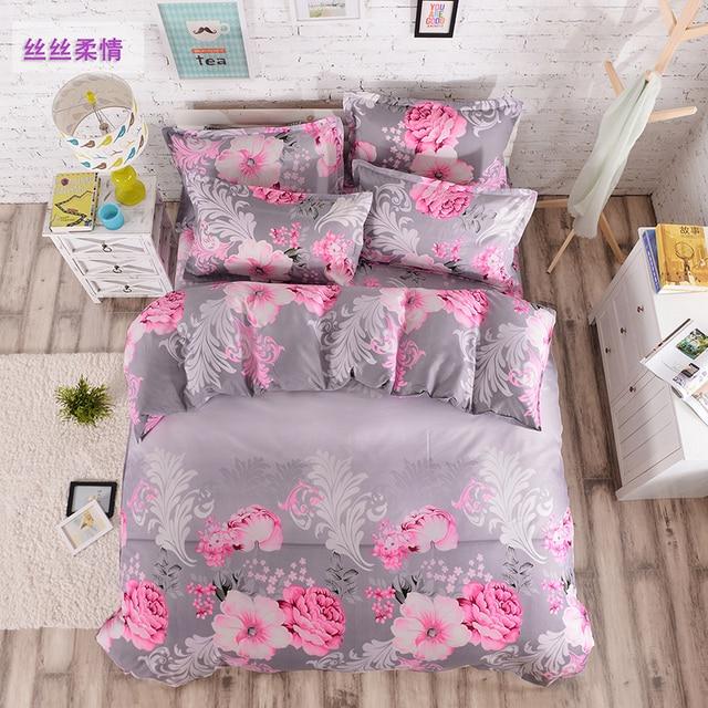 Aliexpress.com : Buy Big jacquard bedclothes bedding set Duvet Cover ...