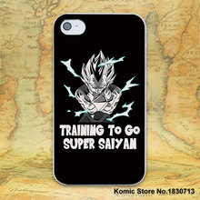 Dragon Ball Phone Cover Case for Apple iPhone (15 styles)