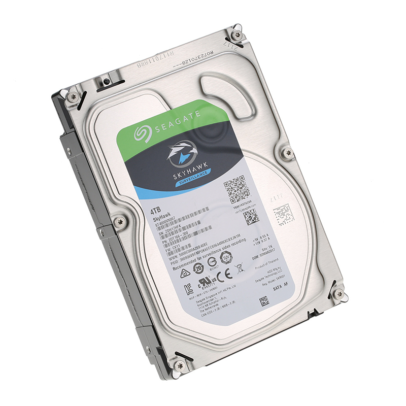 """Image 4 - Seagate 4TB 3.5"""" Video Surveillance HDD Internal Hard Disk Drive 5900 RPM SATA 6Gb/s 64MB Cache HDD For Security ST4000VX007-in Internal Hard Drives from Computer & Office"""