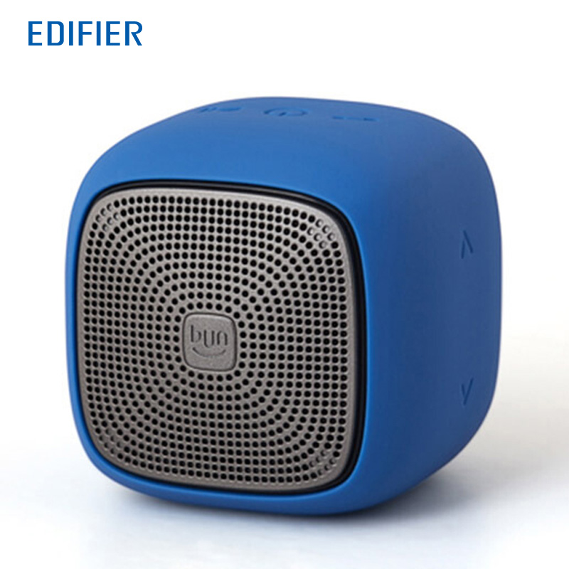 EDIFIER MP200 Speakers Mini Portable Wireless Bluetooth Speaker Super Bass Loudspeakers with waterproof+ SD Card for smartphone цены