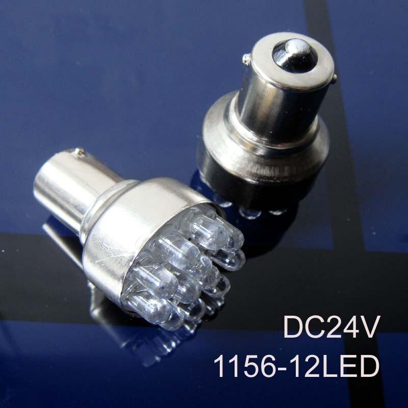 High-intensity 24V BA15S P21W S25 1156 Led Rear Lights,Freight Car 24v Led Lights,auto 24v Led Lamps Free Shipping 2pcs/lot