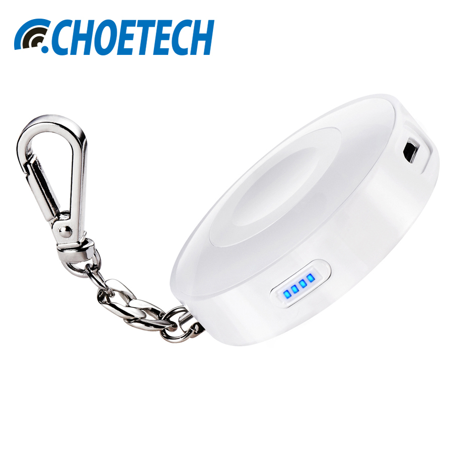 CHOETECH 900mAh MFi Certified Wireless Charger Magnetic Chars