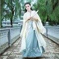 2016 зимние традиционные китайские костюмы для женщин платье древняя одежда