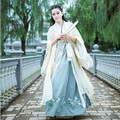 2016 winter traditional chinese costumes for women dress ancient clothing