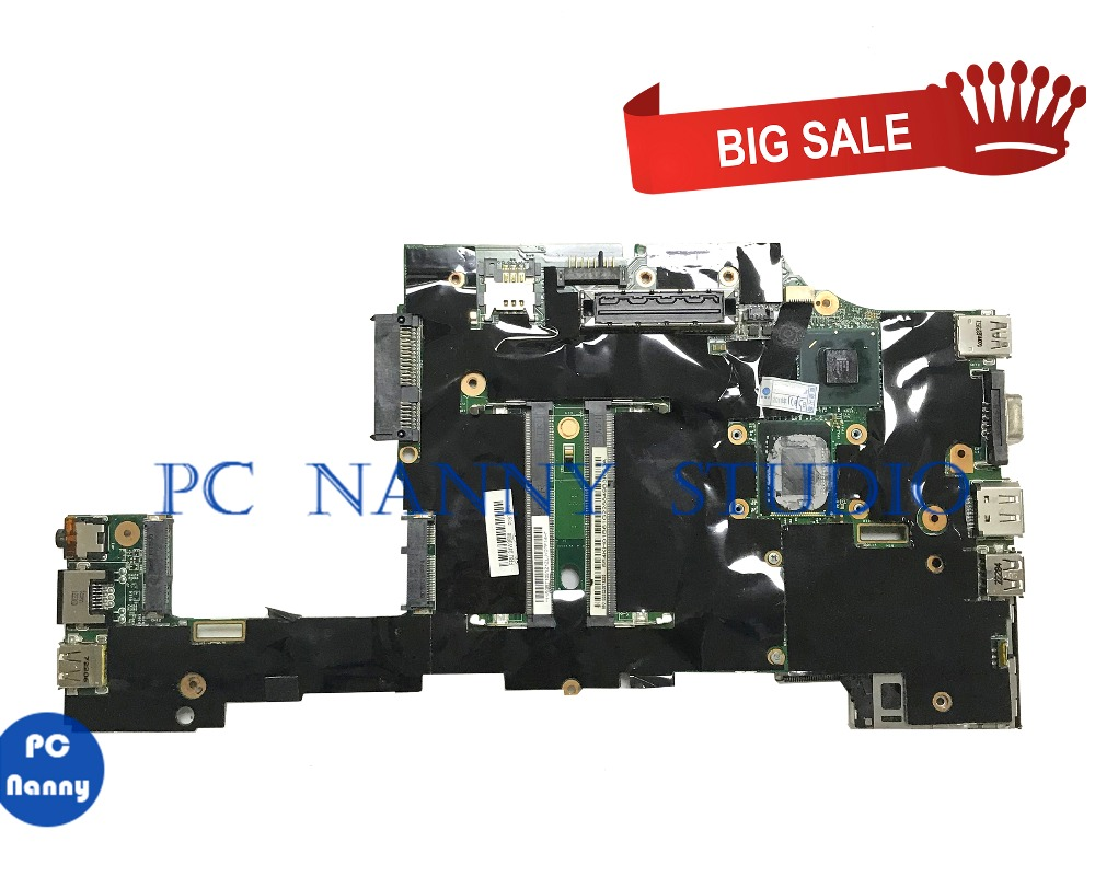 PC NANNY for Lenovo ThinkPad X220 X220I laptop motherboard 04W0688 <font><b>I7</b></font>-<font><b>2620M</b></font> DDR3 tested image