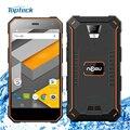 "NOMU S10 IP68 À Prova D' Água À Prova de Choque 4G 5000 mAh OTG Smartphone Android 6.0 MTK6737 5.0 ""IPS Celular 2 GB + 16 GB de 8MP Telefone Móvel"