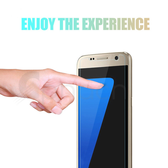 9H Tempered Glass on the For Samsung Galaxy S7 S6 S5 S4 S3 mini Screen Protector For Samsung Note 3 4 5 Protective Glass Film