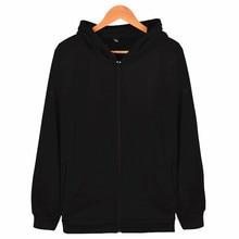 MRMT 2018 Brand Mens Hooded Sweatshirt Solid Color Zipper Mens And Womens Casual Hoodies Sweatshirts