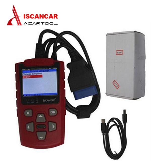 2016 Best Quality Super VAG 3.0 ISCANCAR VAG KM IMMO OBD2 Code Scanner adjust mileage read immobilizer code super VAG v3.0