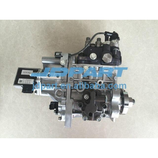 4D98 4TNV98 4TNV98T Fuel Injection Pump For Yanmar Excavator Diesel Engine