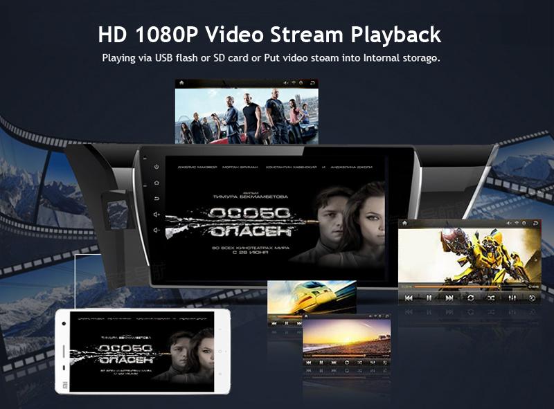 ANDROID 6.0 CAR DVD 2DIN CAR RADIO GPS universal 2 din 7inch dvd car gps radio gps (8)