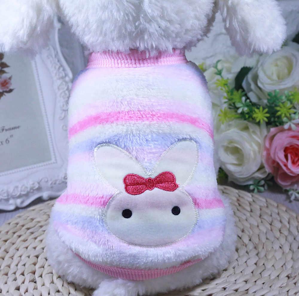 Домашнее животное летняя куртка для собаки одежда из хлопка костюмы для щенков футболка Житетки для кошек героинь мультфильма «Холодное сердце» с Костюмы для небольших для собаки чихуахуа мопс, йоркширского терьера