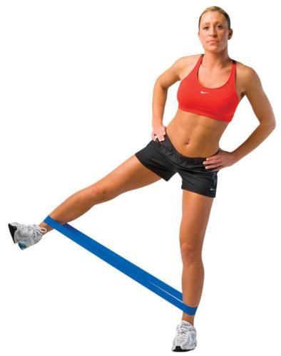 Short paragraph resistance bands  3 Level  Crossfit Athletic Power Training Rubber Bands Workout Exercises Equipment