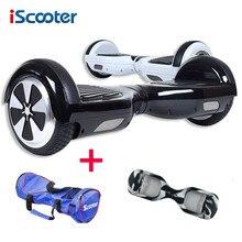 IScooter hoverboard Monopatín Eléctrico volante 2 Inteligente de dos ruedas Auto Equilibrio Scooter UL2272 Kick scooter con bolsa