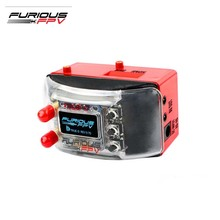 FuriousFPV Dock-King FPV Ground Station & True-D Diversity Firmware V3.7D Combo For RC Models Multicopter Goggles Part Accs
