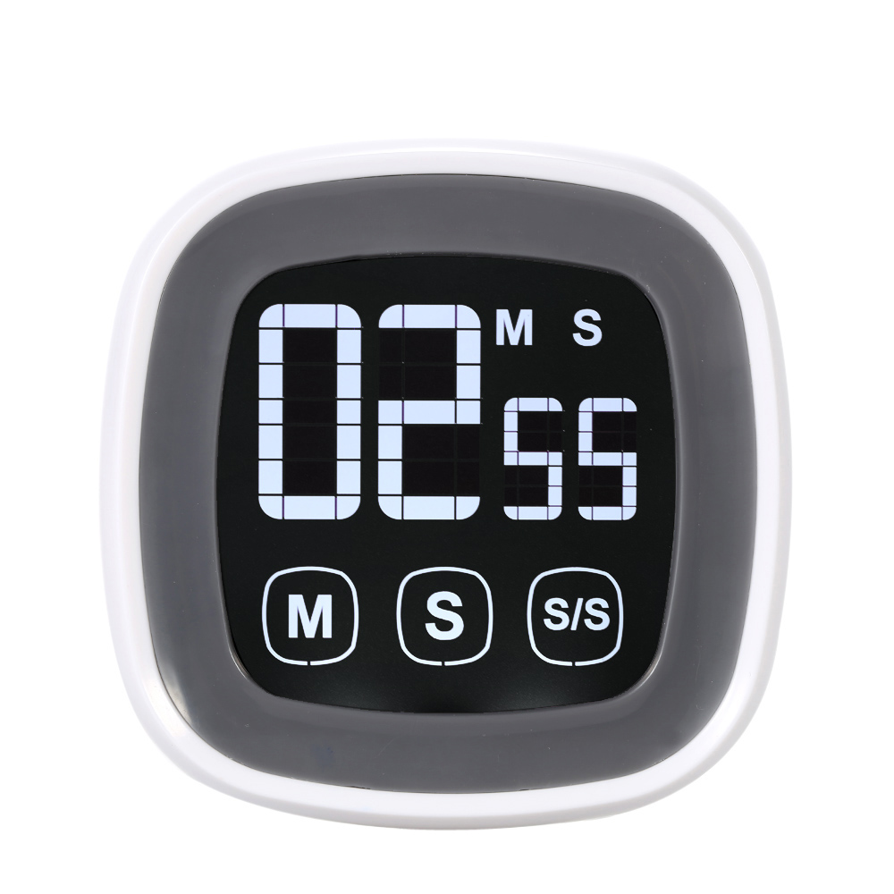 Free Shipping, Touch Screen Kitchen Timer, Magnetic Timer, LCD Screen Kitchen  Timer, Alarm Clock Timer In Timers From Home Improvement On Aliexpress.com  ...