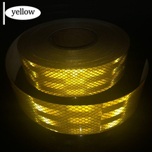 3M Reflective Strips Car Stickers Car-styling Motorcycle Decoration Automobiles Safety Warning Mark Tape