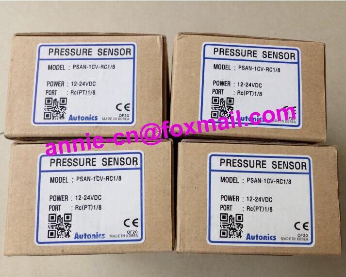 ФОТО PSAN-1CV-RC1/8  Autonics  New and original  PRESSURE SWITCH 12-24VDC