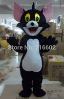 2017 Hot sale Tom mascot costume Adult size Tom and jerry mascot Tom mascot costume Free shipping