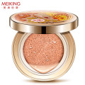 Brand MEIKING BB Cream Zinfandel Peony Fung Mo Cushion Hydra Essence Concealer Docile Makeup High Quality Maquiagem MKZ134