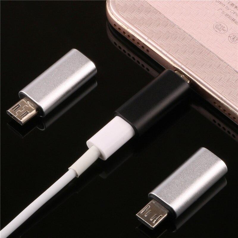 8Pin Женский к Micro USB Мужской адаптер андроид телефон кабель Быстрая Зарядка разъем для Iphone кабель к Android телефон для Samsung