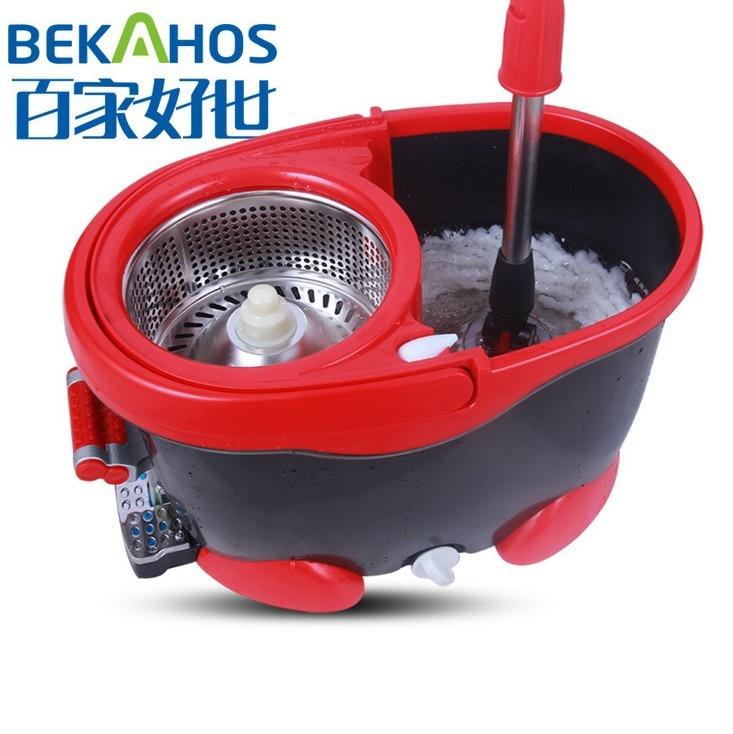360 magic spin mop 6 mop heads u0026 extralong u0026 extrathick mop