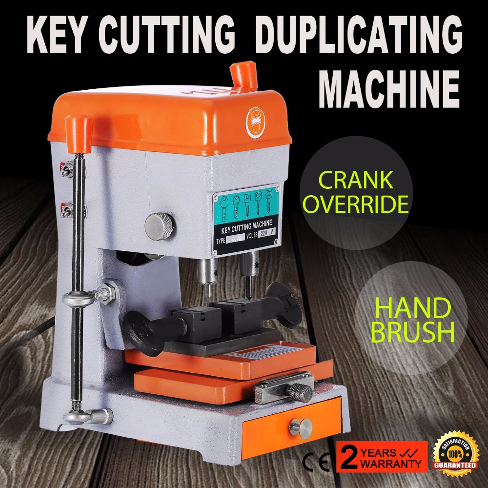 User-friendly KEY DUPLICATING MACHINE 220V KEY CUTTING LOCKSMITH  DOUBLE BITTED KEYSUser-friendly KEY DUPLICATING MACHINE 220V KEY CUTTING LOCKSMITH  DOUBLE BITTED KEYS