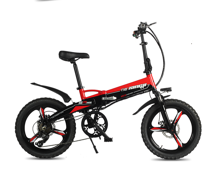 HTB1 YPqX6DuK1Rjy1zjq6zraFXaj - Daibot Transportable Electrical Bike Two Wheels Electrical Scooters 20 inch Brushless Motor 250W Folding Electrical Bicycle 48V For Adults