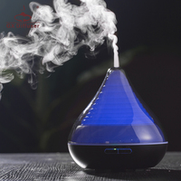 Hot Changeable LED Lights Essential Oil Aroma Diffuser Aroma Humidifier Aromatherapy Humidifiers Air Purifier For Home